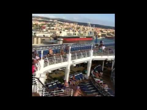 Mariner of the Seas my cruise with royal caribbean civitavecchia 15/09/2012