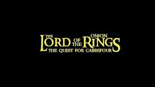 Nanowar Of Steel - The Lord Of The Onion Rings [Fan Video]