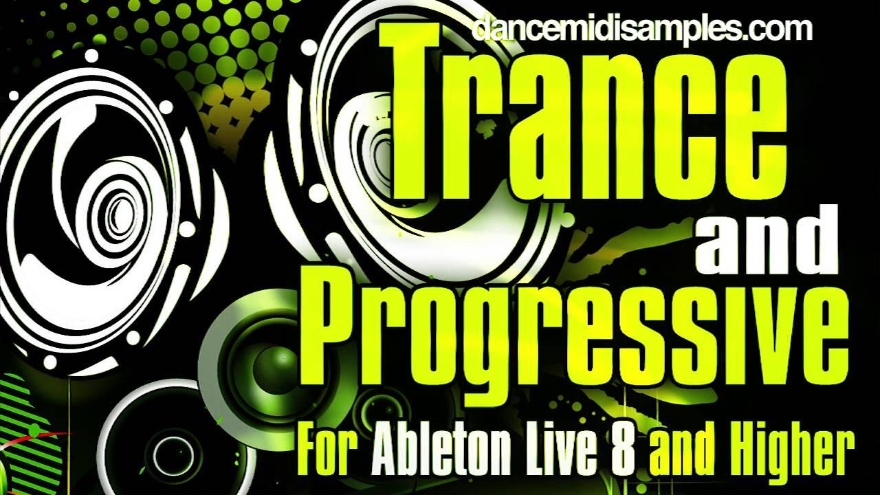 Abelton Live Template: Trance & Progressive Vol 1