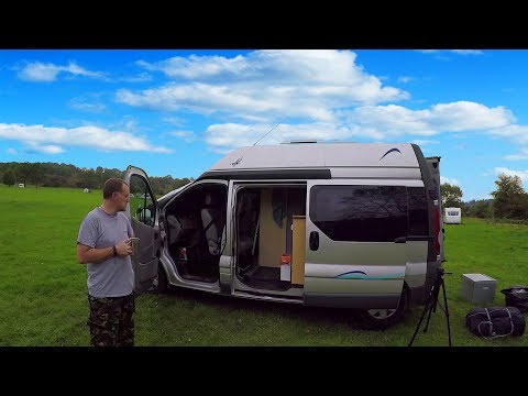 Camping Trip To Eastnor Castle. Autumn 2017