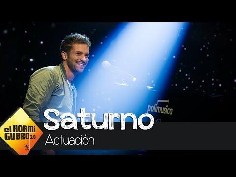 Pablo Alborán canta 'Saturno' para todo el público - El Hormiguero 3.0