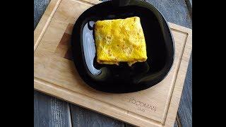 Конвертики из яичных блинчиков: рецепт от Foodman.club