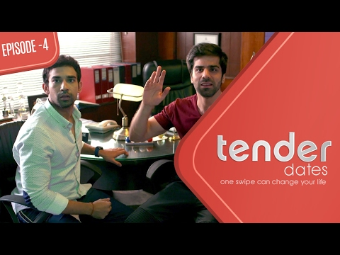 Tender Dates Episode 4 | Web Series India 2017 | One Swipe Can Change Your Life | The Big Shark