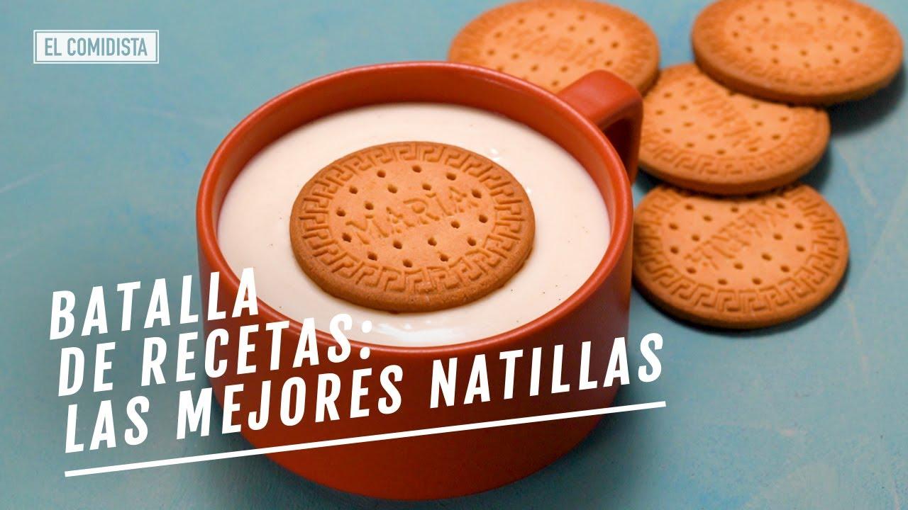 ¿Cuál es la mejor receta de natillas? | EL COMIDISTA