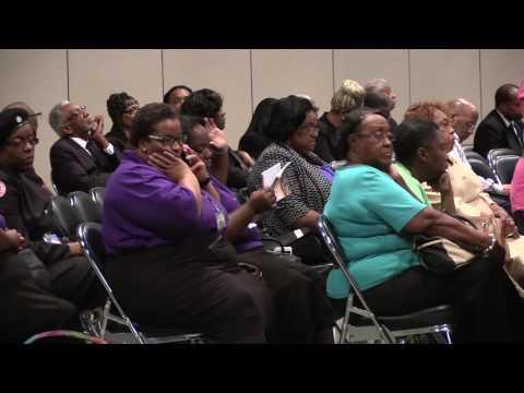 Birmingham Hosts 110th National Baptist Congress