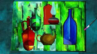 Кубизм -cubism paintings