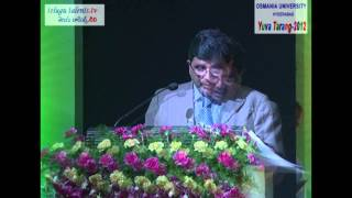 Yuva Tarang 2012 Central Zone Inter University Youth Festival  at Osmania University Video 8
