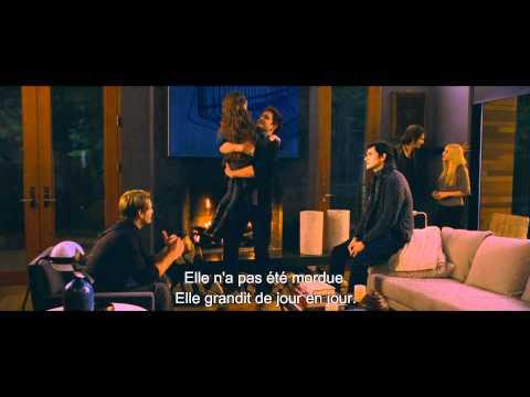 Twilight Chapitre 5 Révélation 2ème Partie - Teaser n°2 VOST HD streaming vf