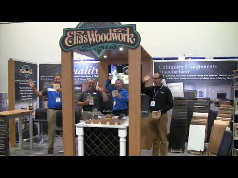 Elias Woodwork at AWFS 2017