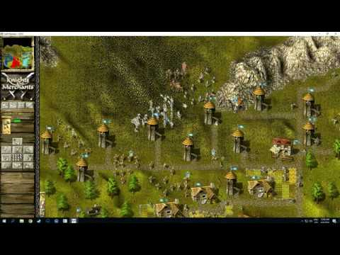 Knights And Merchants (Best New Startegy game 2019) |