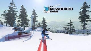 The Snowboard Game Experi-Mental Version