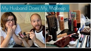 My Husband Does My Makeup Tag Thumbnail