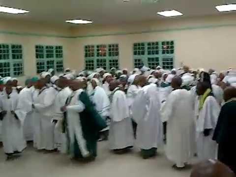 Bantu Congregational Church of Zion in South Africa
