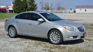 2011 Buick Regal CXL For Sale Dealer Dayton Troy Piqua Sidney Ohio | 26967A