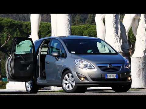 Opel Meriva 1.3 CDTI 95 CV ecoFLEX Cosmo - TEST | Foto ...