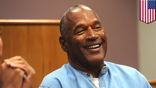 O.J. Simpson granted parole after 9-year prison sentence for sports memorabilia burglary - TomoNews