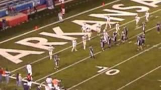 Greenwood vs Pulaski Academy 2006 Highlights - Tyler Wilson