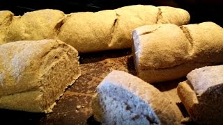 How to Make Simple 100% Whole Wheat Bread