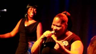 The Dapettes - Saundra Williams & Starr Duncan In Bristol 2012