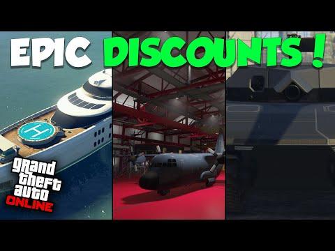 TRIPLE MONEY & AWESOME DISCOUNTS!   GTA Online Weekly Update