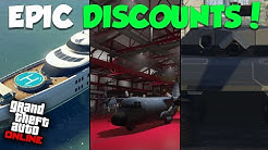 TRIPLE MONEY & AWESOME DISCOUNTS! | GTA Online Weekly Update