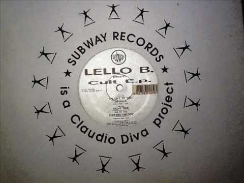 Subway Records is a Claudio Diva project: Lello B. - My Gift To You