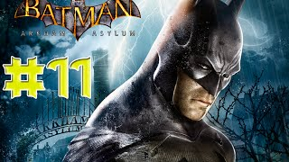 Zagrajmy w Batman : Arkham Asylum odcinek 11 - Ostateczna walka ze Strachem na Wroble