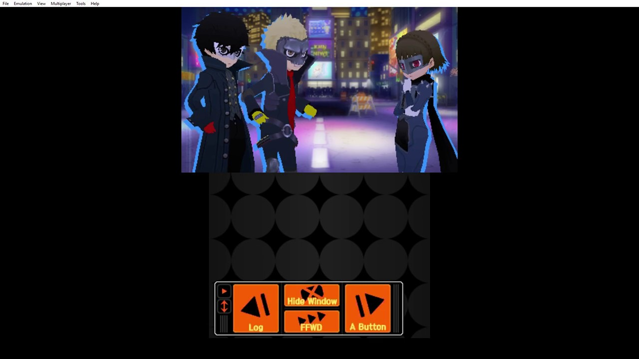 Persona Q2 Playthrough (Blind) Part 1: Beginning