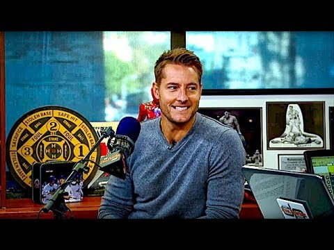"Justin Hartley Talks ""This Is Us,"" ""A Bad Moms Christmas"" & More w/Dan Patrick 
