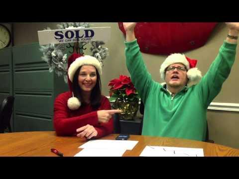 Tom & Leslie's Holiday Video!