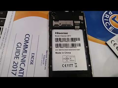 remove google account on hisense u972 by GSM SOUTH AFRICA
