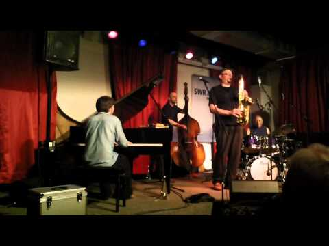 Johannes Enders Quartet feat. Billy Hart - Route F