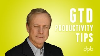 How to be More Productive | GTD Productivity Tips with David Allen