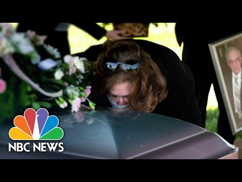 Remembering The Nearly 100,000 Lives Lost To Coronavirus  NBC Nightly News