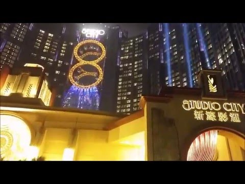 """studio city"" visit macau casino"