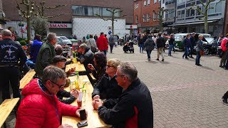 Stadtfest Bocholt blüht 2018