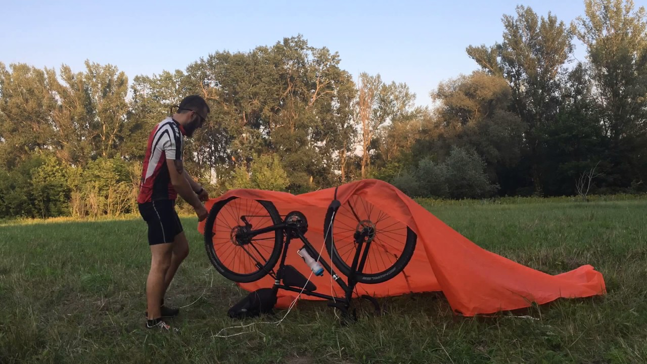 Tarp Bikepacking Shelter V5