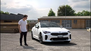 2018 KIA Stinger GT Review // Is It As Good As The 4series?