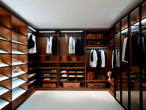 Master Bedroom Walk In Closet Design Ideas - YouTube