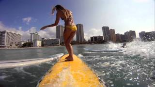 GoPro HD: Surfing with Daize – TV Commercial – You in HD