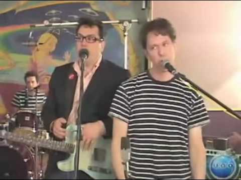 "They Might Be Giants Perform ""Asbury Park"" for Studio UGO"
