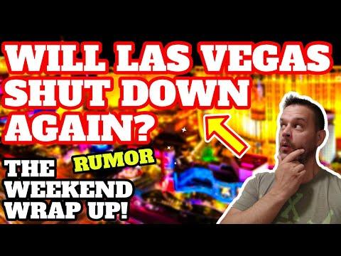 Will Las Vegas Shut Down or Close Again?