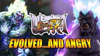 ONI - Evolved..And Angry: Ultra Street Fighter 4 Online