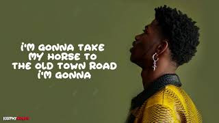 Lil Nas X ft. Billy Ray Cyrus - Old Town Road ( Lyrics)