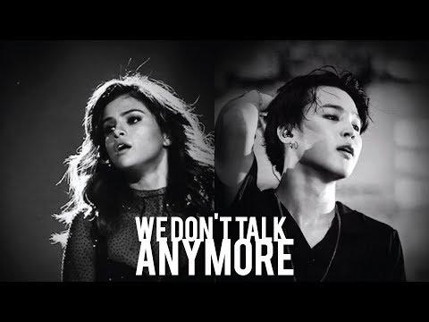 PARK JIMIN X SELENA GOMEZ - We Don't Talk Anymore (Audio)