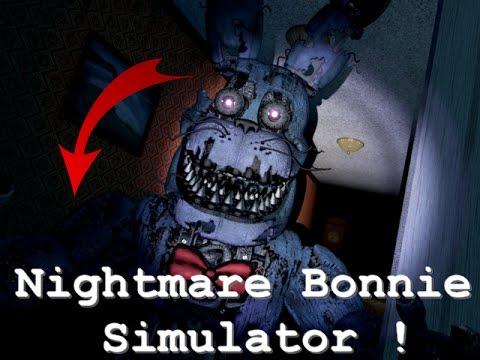 Nightmare Fnia Bonnie Shadowcraft136 Related Keywords