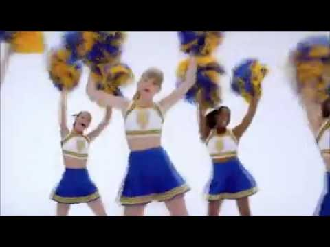 Taylor Swift - Shake it Off (2014) apparently copying Avril Lavigne The Best Damn Thing (2007)