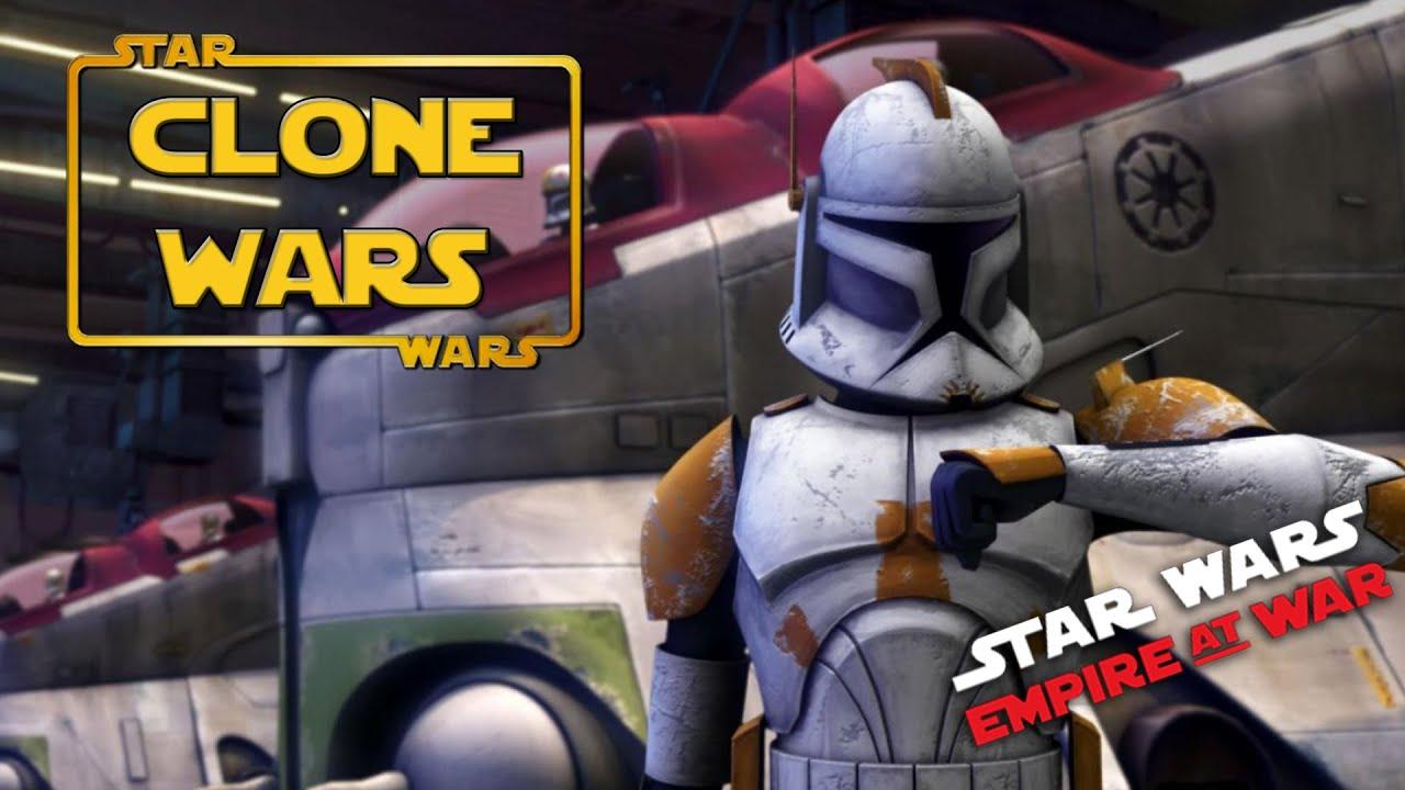 Star wars: empire at war star wars the clone wars ver 4. 0 (foc.