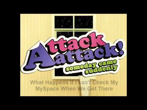 Attack Attack! - Someday Came Suddenly complete album.