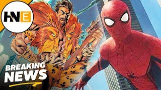 Sony's Kraven the Hunter Film WILL Feature Spider-Man (EXCLUSIVE)